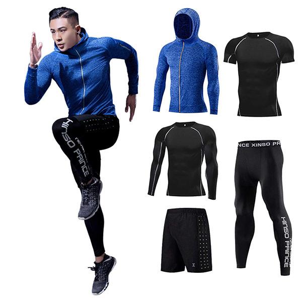 メンズ用ランニングファッション「着こなしの鉄則」:ジョギングを楽しくするランニングウェア&着こなし術 7番目の画像