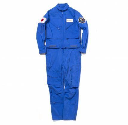 野口宇宙飛行士の国際宇宙ステーション滞在ウエアをビームスが製作!日本初の民間企業による総合プロデュース 1番目の画像