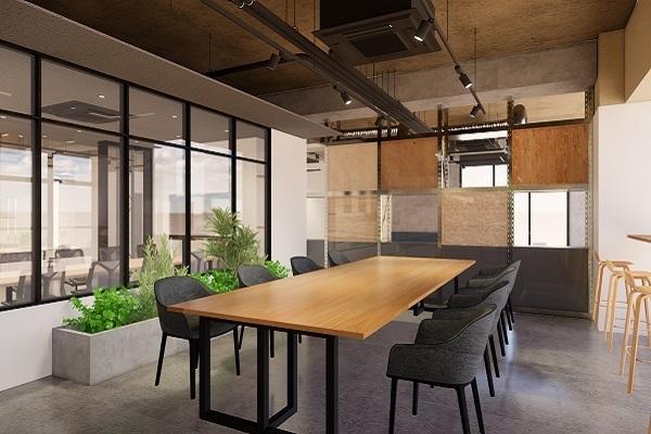 ・恵比寿にワークプレイス&賃貸住宅の「co-ba ebisu」開業へ、働くと暮らすを融合 3番目の画像