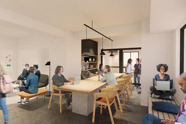 ・恵比寿にワークプレイス&賃貸住宅の「co-ba ebisu」開業へ、働くと暮らすを融合 5番目の画像