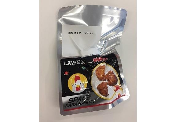 からあげクン、宇宙に向かって─「Pre宇宙日本食」に認定、肉が食べたいとの飛行士の声を反映 2番目の画像