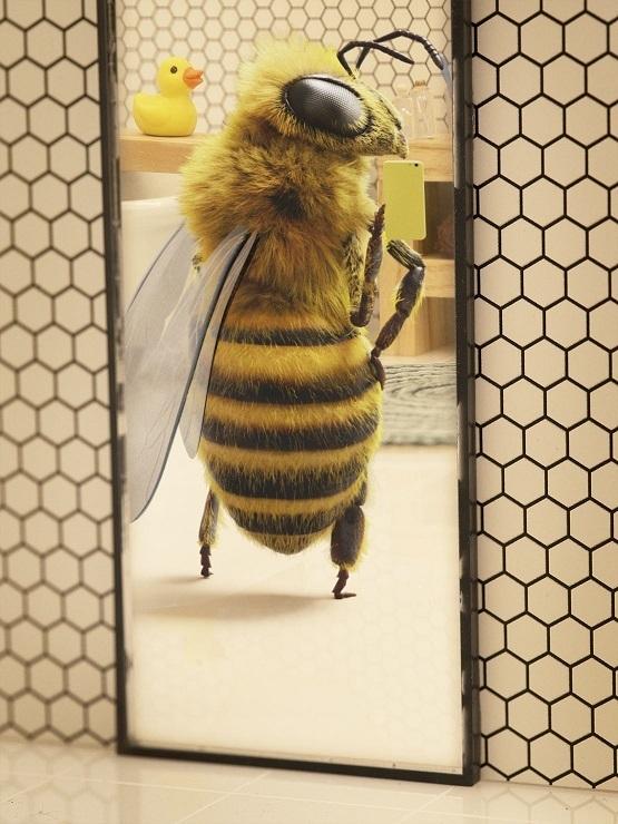 14万フォロワーの「ミツバチのインフルエンサー」!ミチバチ減少問題啓発のため 2番目の画像