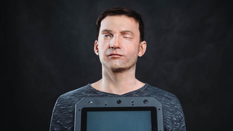 ロシア系スタートアップが実在の人物そっくりのロボットの発売を開始 2番目の画像