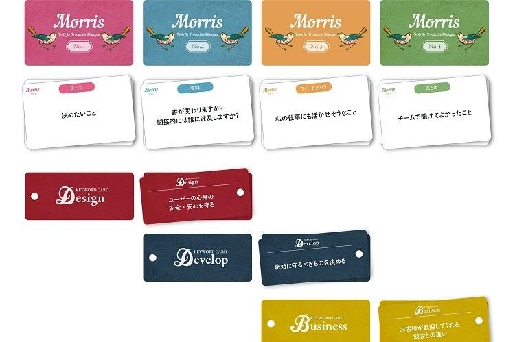 Web開発現場のコミュニケーションを助ける「カードゲーム型対話支援ツール」が登場 2番目の画像