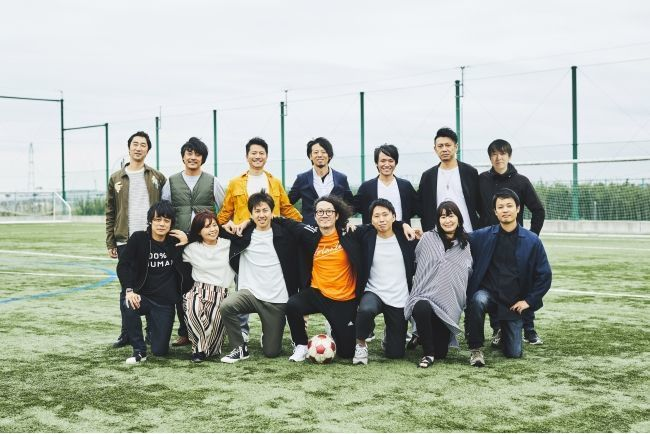 業界の垣根を超えて日本や社会全体の課題解決を目指すプロジェクト「ファンタジスタ」が始動 1番目の画像