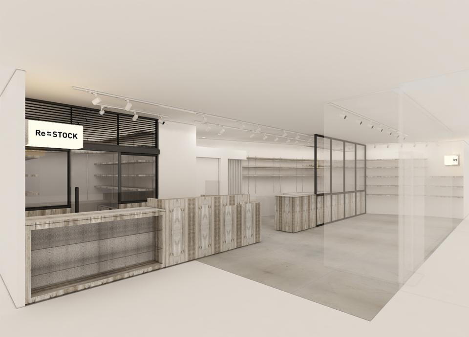 お気に入りのファッションアイテムを修理&リメイクするRe⇆STOCK(リストック)が渋谷パルコにオープン! 3番目の画像