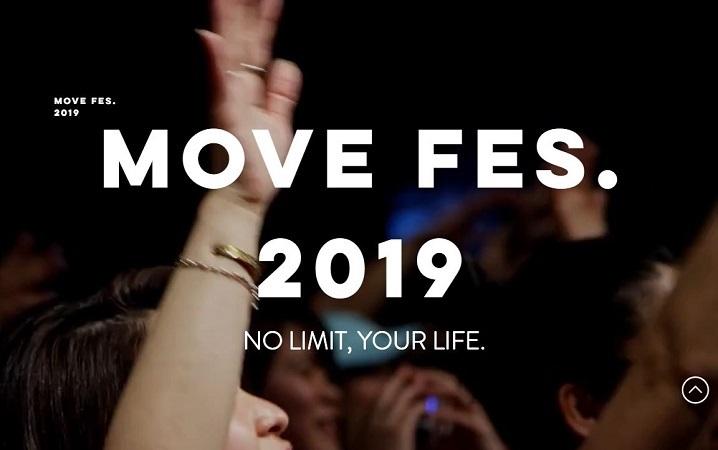 人生の限界を打ち破ろう!難病ALSの啓発イベント「MOVE FES. 2019」が東京・新木場で開催 1番目の画像