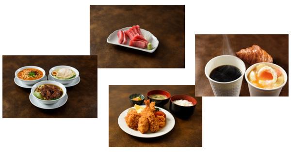 築地場外市場が社員食堂に─「どこでも社食」と提携し社食サービスを提供 1番目の画像