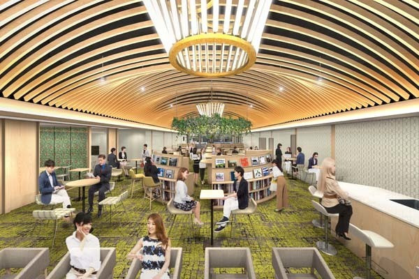 大阪・梅田に西日本最大級のコワーキングスペース「ONthe UMEDA」がオープン! 1番目の画像