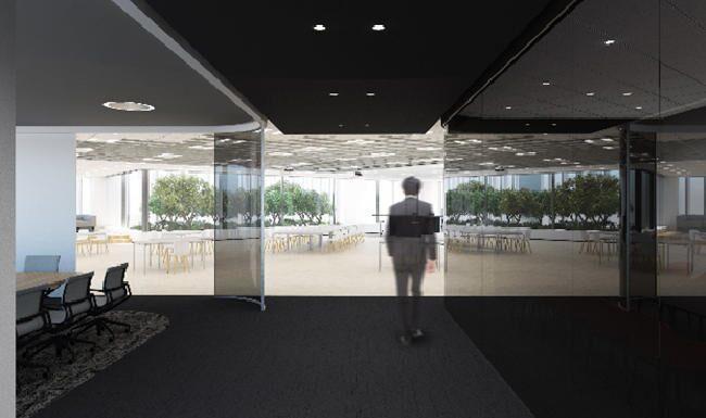 ブリヂストンが社内外交流活動の拠点として京橋に「Bridgestone Cross Point」を開設へ 1番目の画像