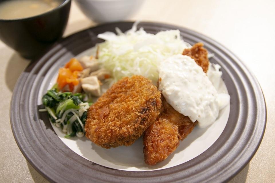 【取材】給食式社食「みんなの食堂」とは?サービス内容をリニューアル、「よりレストラン品質に近づけたい」 2番目の画像
