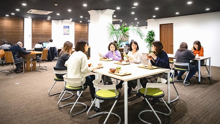 【取材】給食式社食「みんなの食堂」とは?サービス内容をリニューアル、「よりレストラン品質に近づけたい」 5番目の画像