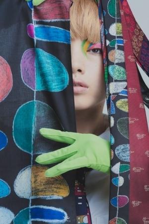 知的障がいあるアーティストが手掛けたアート作品を商品化。新ブランド「HERALBONY」が誕生 1番目の画像