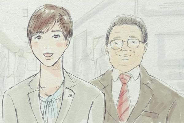 すべての働く人に贈る、アニメ「パパの選択」配信スタート 3番目の画像