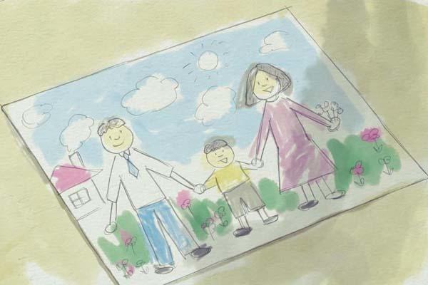 すべての働く人に贈る、アニメ「パパの選択」配信スタート 4番目の画像