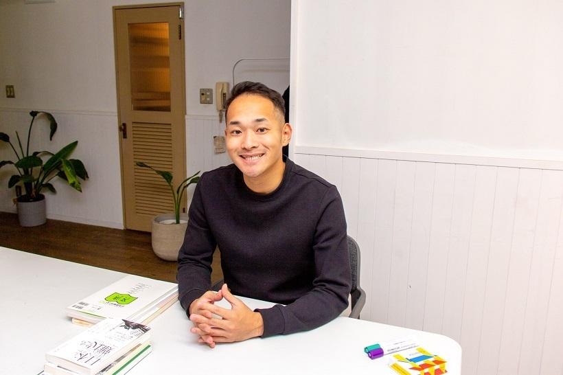【取材】ブランドデザインの会社が難民向けに日本語学習支援サービスを始めた経緯とは? 1番目の画像