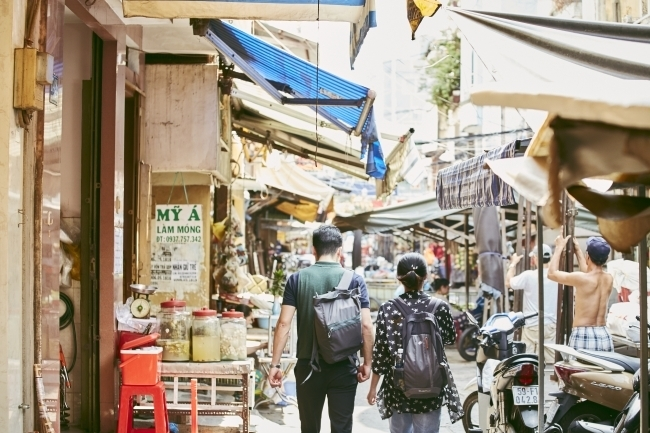ニッポンのお土産を現地の人に届けて繋がるサービス「TRAPOL」が誕生!ローカルフレンドとリアルな体験を 2番目の画像
