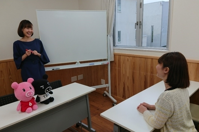 現役アナウンサーが伝授する、年末年始の挨拶まわりに役立つトークスキル講座が開催へ 1番目の画像