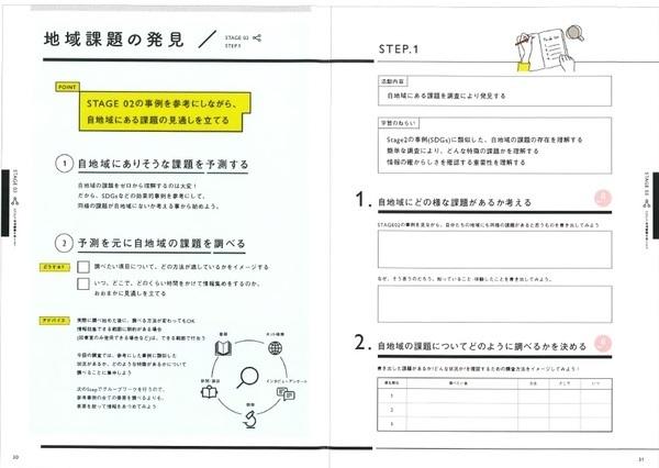 新聞記事・システム思考の活用方法とは?朝日新聞社から「探究×SDGs 地域課題解決のコツ」が発刊 2番目の画像