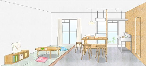堺市の茶山台団地でクリエイターの夢実現をサポートするプロジェクトが始動 家賃減額や入居者交流で支援 1番目の画像