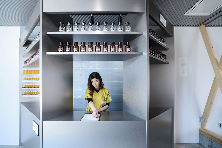 ヘルスケア機能を併設した新タイプの薬局が愛知・岡崎にオープン 「町の保健室」めざす 3番目の画像