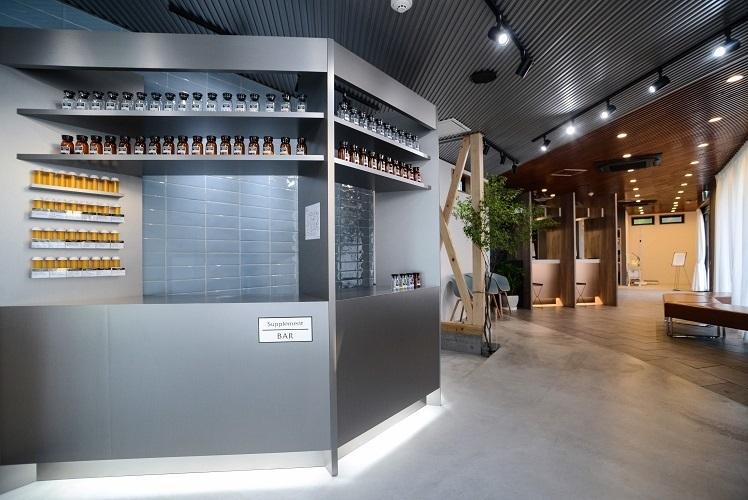 ヘルスケア機能を併設した新タイプの薬局が愛知・岡崎にオープン 「町の保健室」めざす 4番目の画像