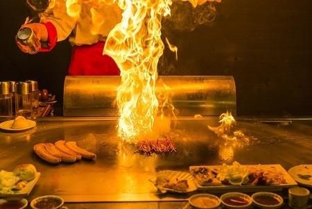米国内で人気の鉄板料理レストラン紅花、カリブや中央アメリカなどにもフランチャイズ展開へ 1番目の画像