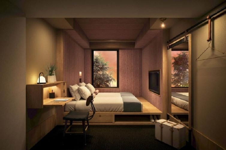 【軽井沢】シェアの楽しさとプライベート空間を両立  ソーシャライジングホテルTWIN-LINE HOTELが開業 3番目の画像