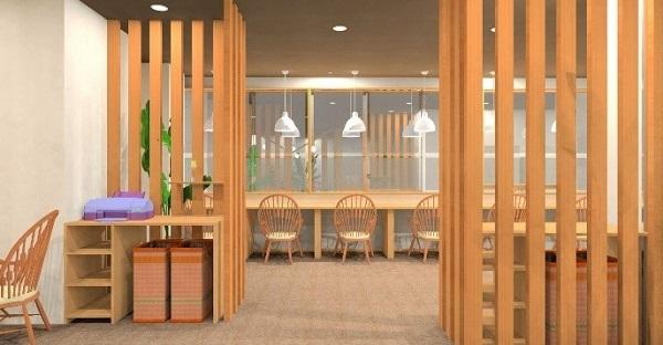 千葉・妙典駅近くに「大人の秘密基地をイメージしたシェアオフィス」が誕生へ ツリーハウスがコンセプト 2番目の画像