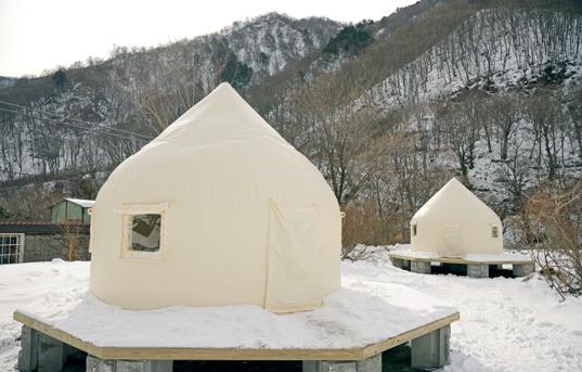 群馬の「モグラ駅」に無人グランピング施設が開業へ。JR東日本、地域活性化を目指す 1番目の画像