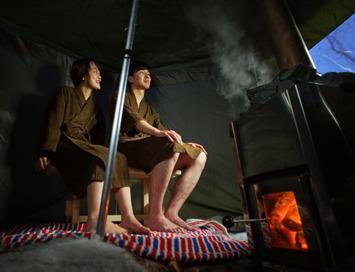 群馬の「モグラ駅」に無人グランピング施設が開業へ。JR東日本、地域活性化を目指す 3番目の画像