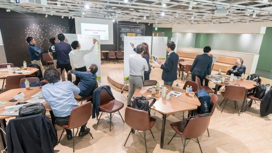 リアルな地域課題を解決するビジネスプランを創出するワークショップ「デジマ式 plus」が開催 3番目の画像