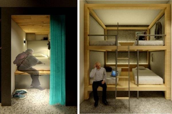 札幌すすきのに「カプセルホテル×エンタメの次世代型宿泊施設」がオープン 2番目の画像