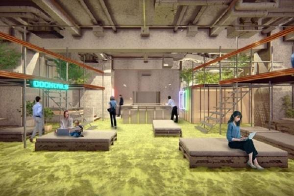 札幌すすきのに「カプセルホテル×エンタメの次世代型宿泊施設」がオープン 4番目の画像