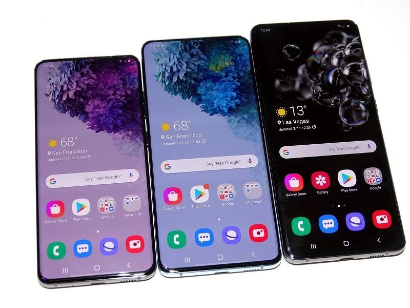 5Gを生かすサムスン「Galaxy S20」シリーズ&縦折りスマホ「Galaxy Z Flip」の強みとは【石野純也のモバイル活用術】 1番目の画像