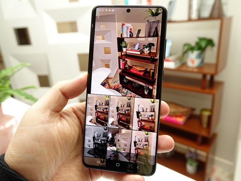 5Gを生かすサムスン「Galaxy S20」シリーズ&縦折りスマホ「Galaxy Z Flip」の強みとは【石野純也のモバイル活用術】 5番目の画像