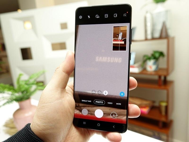 5Gを生かすサムスン「Galaxy S20」シリーズ&縦折りスマホ「Galaxy Z Flip」の強みとは【石野純也のモバイル活用術】 7番目の画像