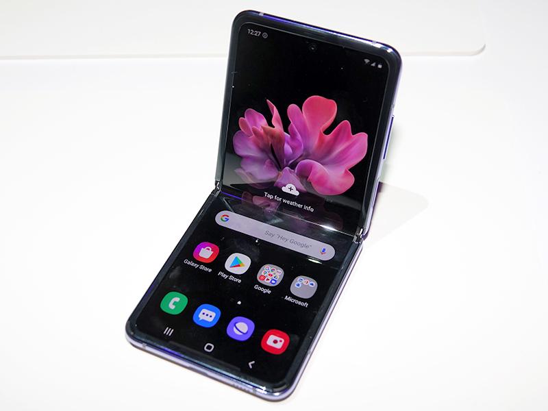 5Gを生かすサムスン「Galaxy S20」シリーズ&縦折りスマホ「Galaxy Z Flip」の強みとは【石野純也のモバイル活用術】 8番目の画像