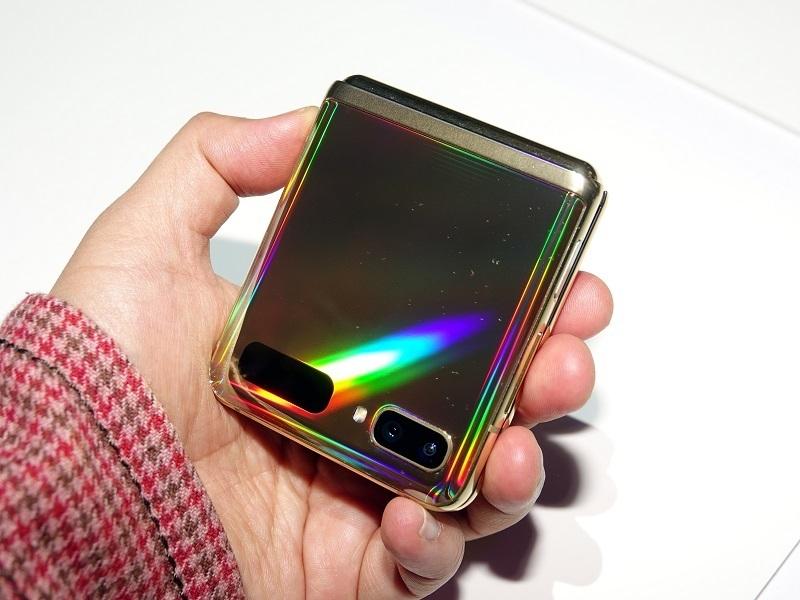 5Gを生かすサムスン「Galaxy S20」シリーズ&縦折りスマホ「Galaxy Z Flip」の強みとは【石野純也のモバイル活用術】 9番目の画像