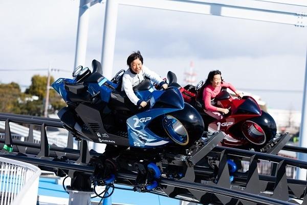 """「心の準備はできたか?Let's Ride!」日本初""""バイク型コースター""""導入に込めた担当者の熱意と原動力 4番目の画像"""