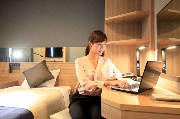 Wi-Fi完備&小学生以下の子どもの同室無料!クインテッサホテル全8店舗での「テレワーク向けプラン」がスタート 1番目の画像