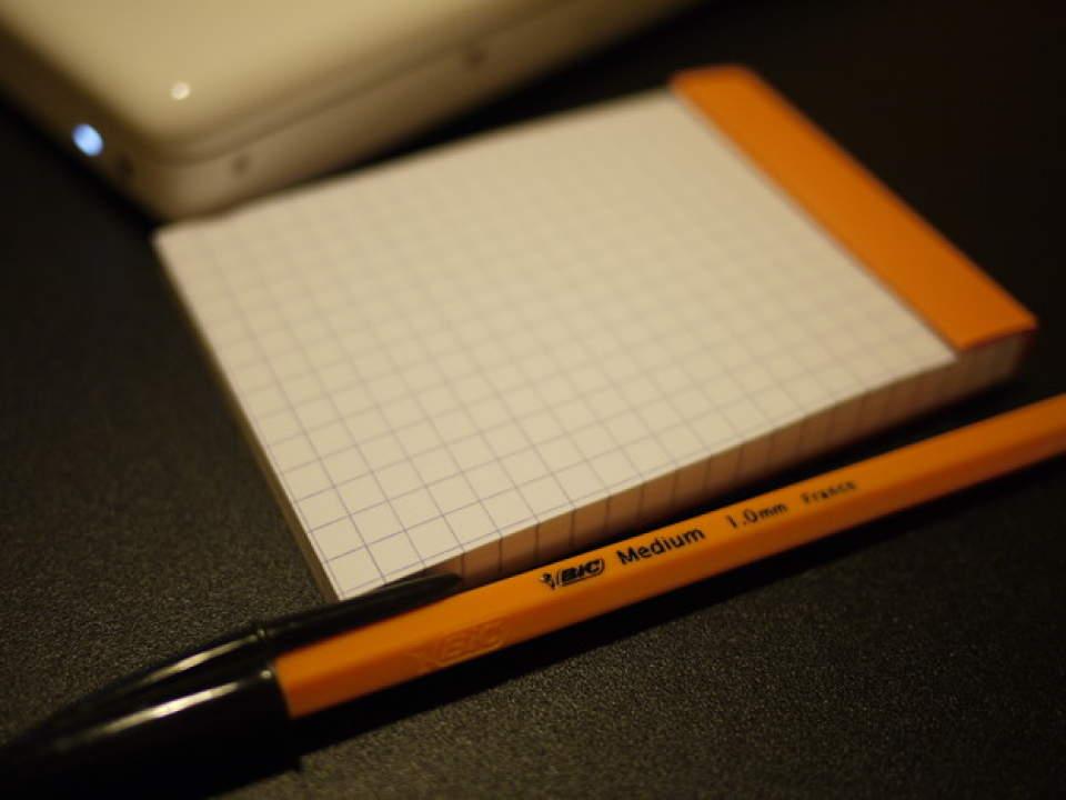 仕事で120%の結果を残すためには「見直すことができる」メモの取り方をしよう! 1番目の画像