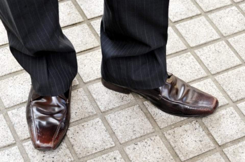 """""""非モテ男性""""がやりがちな残念すぎるクールビズのファッション例 3番目の画像"""