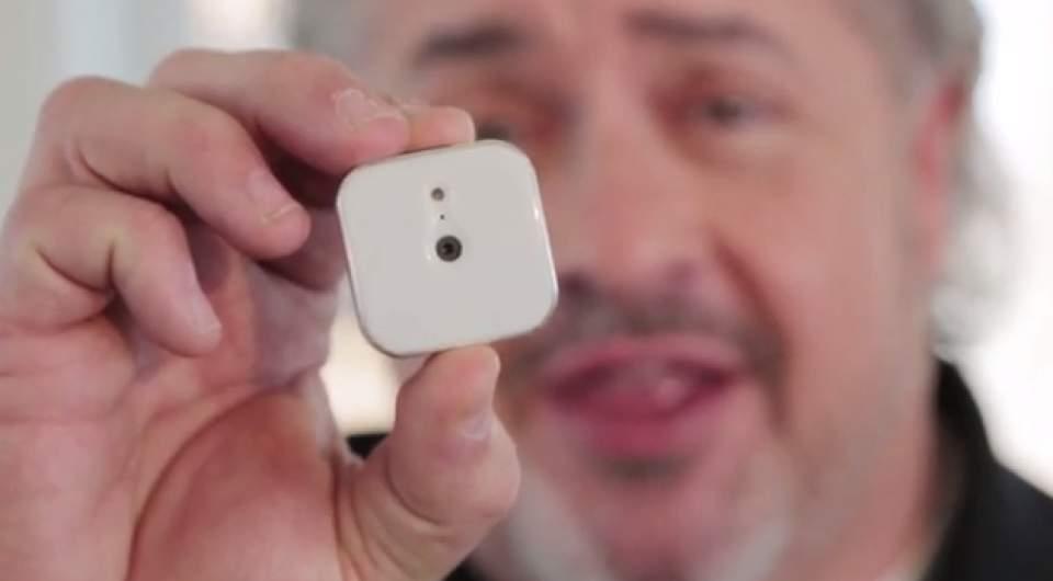ウェアラブルカメラの革命!イチゴと同じくらい小さいカメラ「CA7CH Lightbox」 1番目の画像