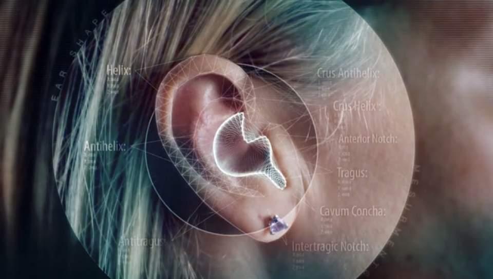 自分の耳をスマホで撮影するだけ!3Dプリンターで作る自分専用イヤホンが近未来すぎる 1番目の画像