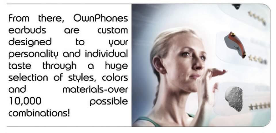 自分の耳をスマホで撮影するだけ!3Dプリンターで作る自分専用イヤホンが近未来すぎる 4番目の画像