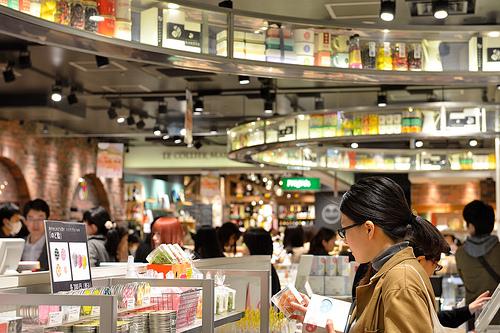 マーケティングにおける実店舗の「ゾーニング」の意味 1番目の画像