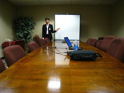 会議の進行を任されたときにやっておくべき事前の準備 1番目の画像