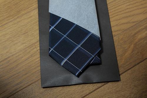 洗濯機はNG!シルクのネクタイも自宅でお手入れできる洗濯方法3ステップ 1番目の画像