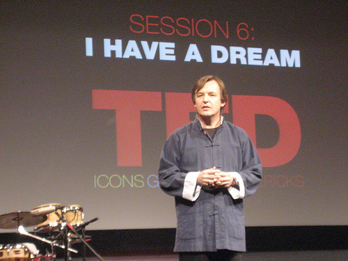 『TED 驚異のプレゼン 人を惹きつけ、心を動かす9つの法則』に学ぶ人を惹きつけるプレゼンの法則 1番目の画像
